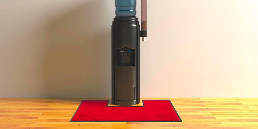tapis fontaine a eau